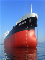 The complex relationship between oil market boom and ship fuel cost